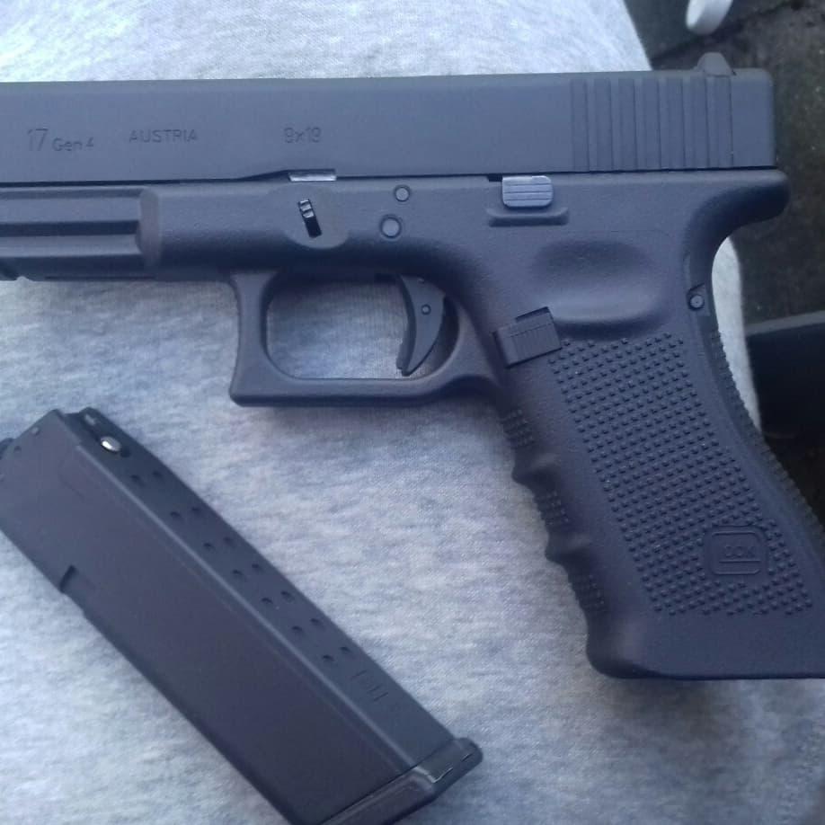 Umarex Glock 17 Gen 4 - Airsoft Nation